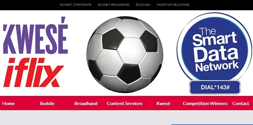 econet internet settings for Android