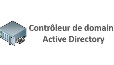 Installation d'un contrôleur de domaine et d'un Active Directory sous Windows Serveur 2016