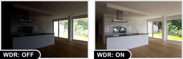 Wide Dinamic Rande WDR - Esempi