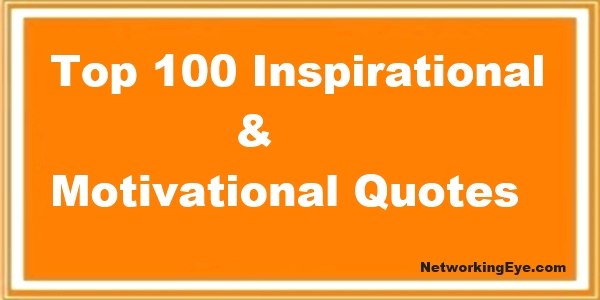 Inspirational quotes and motivational quote