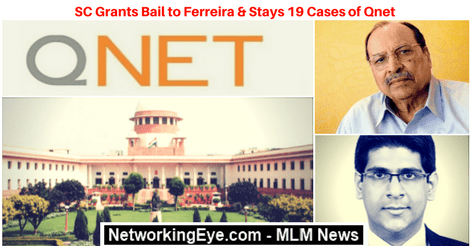 SC Grants Bail to Ferreira & Stays 19 Cases of Qnet