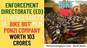 Bike Bot taxi service