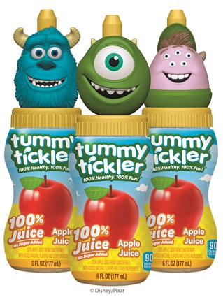 Tummy Ticker Monsters Character Tops