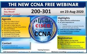ccna 200 301 webinar