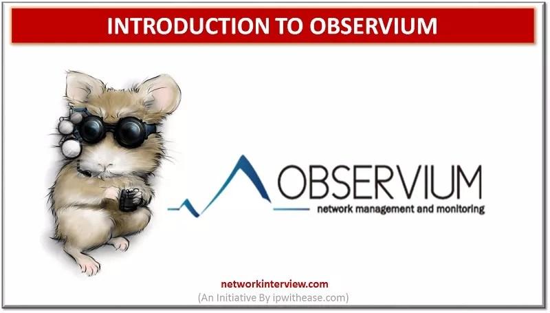 Observium Network Management & Monitoring