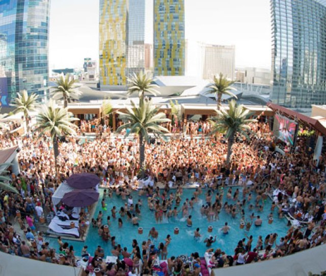 Marquee Nightclub Dayclub At The Cosmopolitan