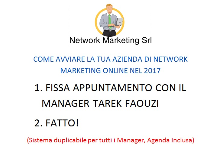 Come Si Crea Un Network Marketing