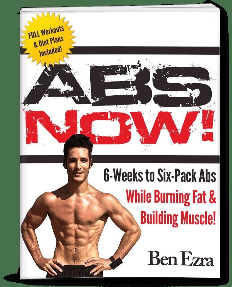 Abs NOW Book Cover - Ben Ezra - Facebook Network Pick Up