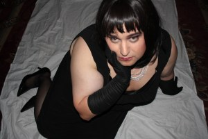 Me in my LBD from September 20, 2010