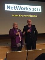 Dr. Joseph A. Chazan and Richard Goulis