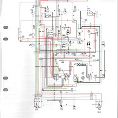 Volvo Penta Distributor Diagram Cat5e Wall Plate Wiring 5 7 30 Images