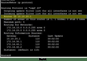 How to Configure OSPFv2 Single-Area 7