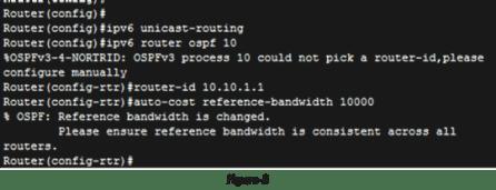 OSPFv3 Configuration 10