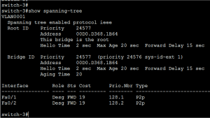 How to Configure Spanning-Tree Bridge ID - Briefly Explained 8