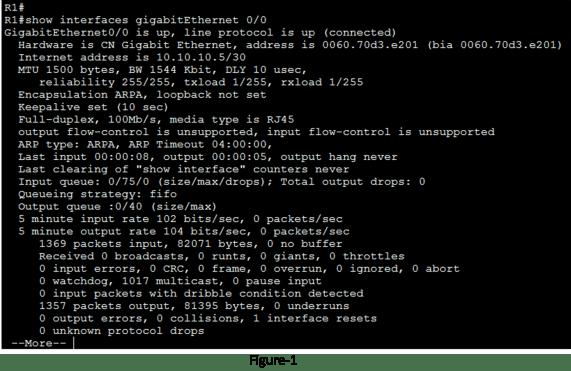 bandwidth matric