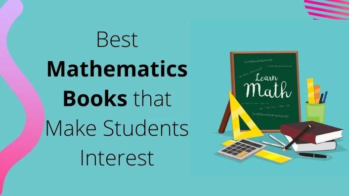 Best Mathematics Books