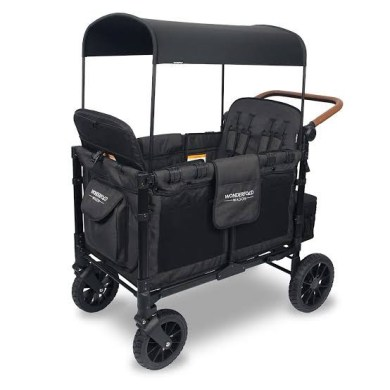 Why Wonderfold Stroller Wagon is Better than Traditional Strollers 3