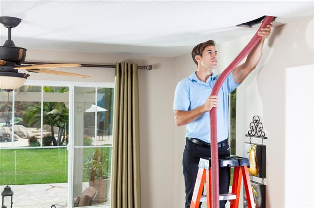 duct cleaning business