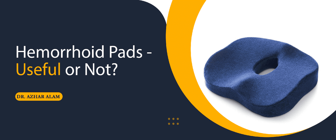 Hemorrhoid pads - useful or not