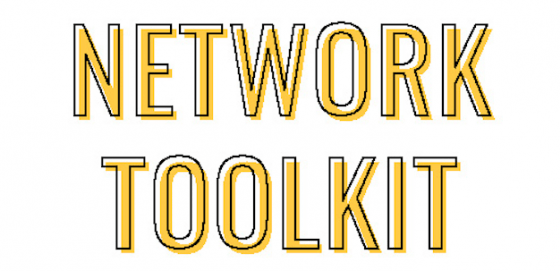 Network Toolkit for Network Weavers
