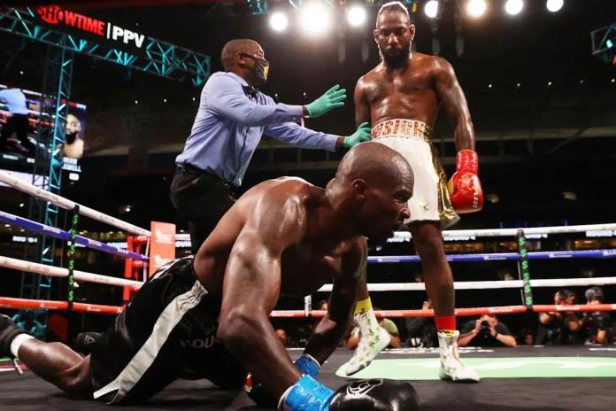 brian maxwell fight