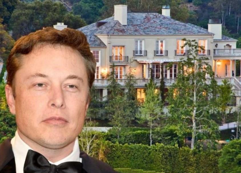 Elon Musk Celebrity Net Worth Salary House Car