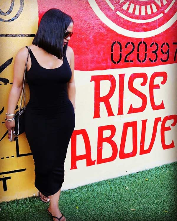 Kandi Burruss career success on music