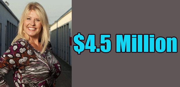 Caption:- Storage Wars Cast Laura Dotson's Net Worth is $4.5 Million