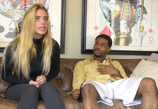 King Bach is dating with Lele Pons