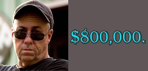 MisFit Garage Thomas Weeks's Net Worth is $800,000