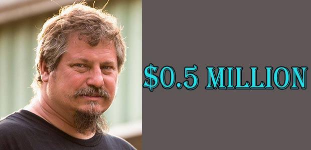 MisFit Garage Tom Smith Net Worth is $0.5 Million