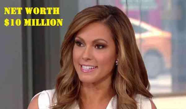 Image of Lisa Boothe net worth is $10 million