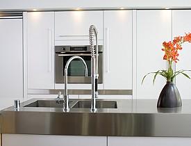 replace a kitchen sink sprayer