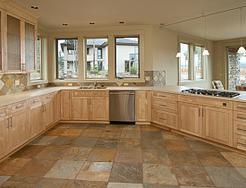 tile for kitchen floor healthy dog food ideas networx when it comes to we are pretty lucky with the selection that is available natural stone options include granite marble and slate