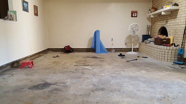 laminate flooring sunken living room wall decor for cheap installation in a networx cement slab ready
