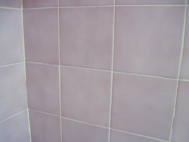 start cleaning tile grout more easily