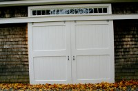 Sliding Barn Door Garage Doors - Networx