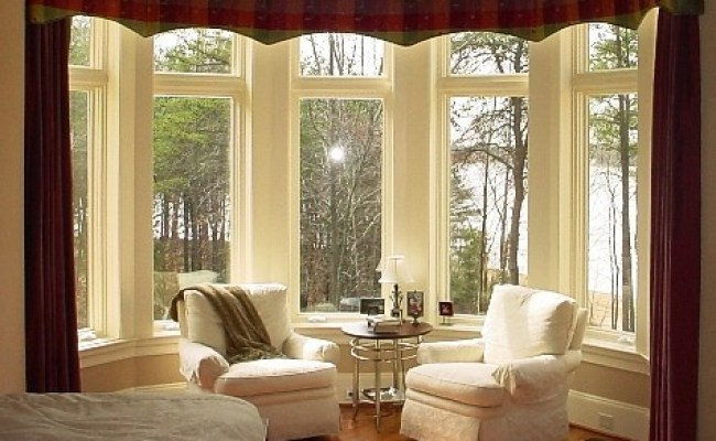 Bay Window Curtains Networx
