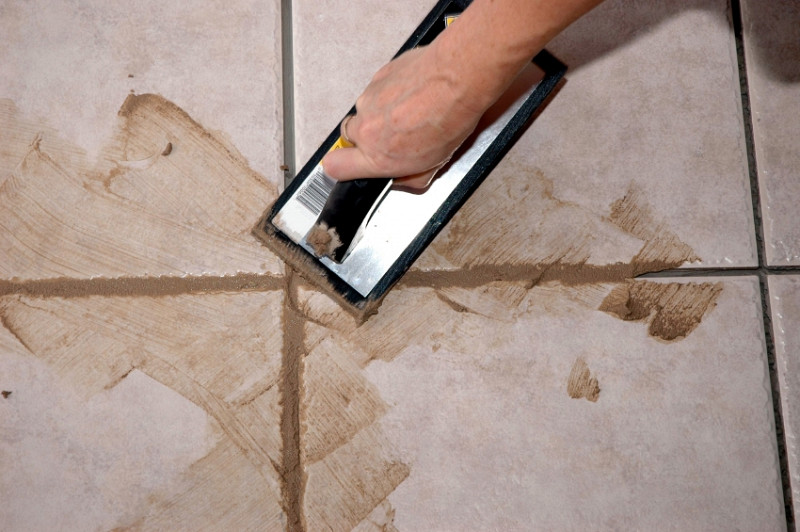 Ceramic Tile Grout  Networx