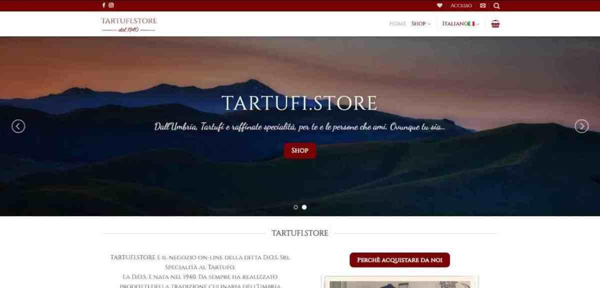 Tartufi.store