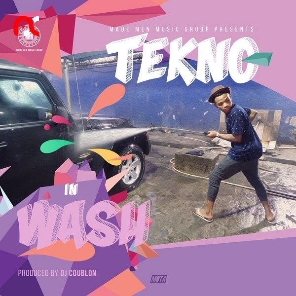 Tekno – wash (Lyrics)