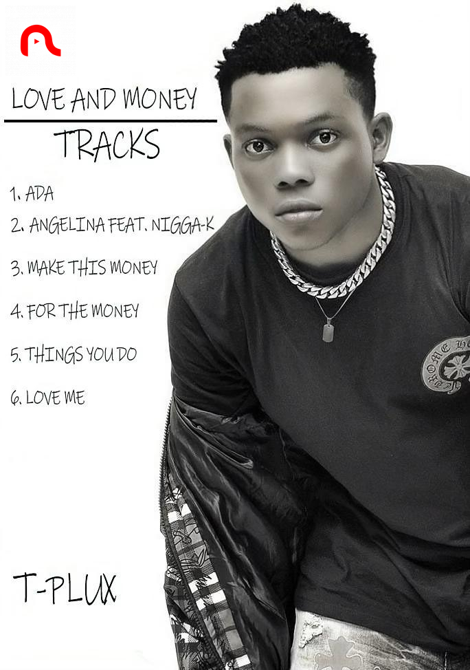 Love And Money EP TRACKLIST