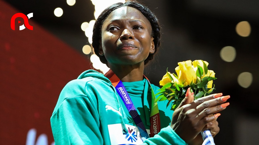 Tokyo Olympics: Ese Brume wins Nigeria's first medal with Long Jump bronze