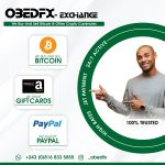 trade with Obedfx exchange