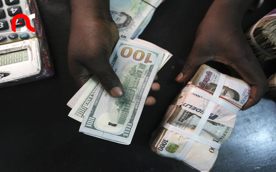 Why is the Naira falling?