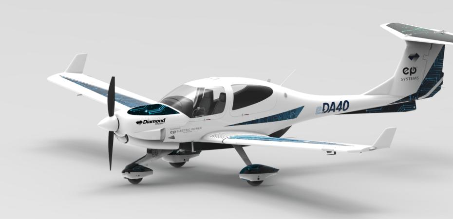 eDA40 by Diamond Aircraft