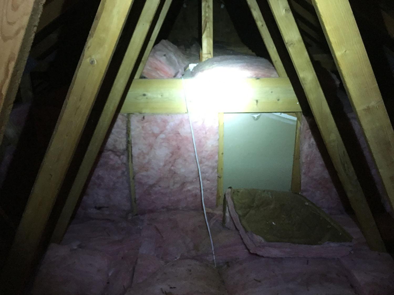 hight resolution of attic knee walls case study in denver