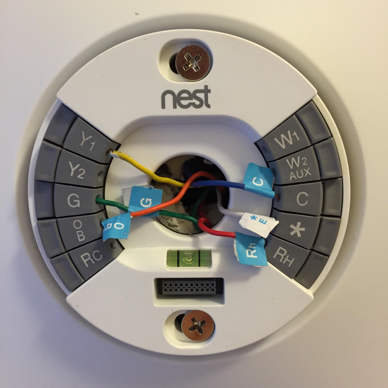 Nest Wiring Diagram