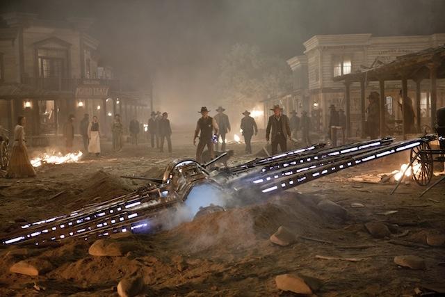 Cowboys & Aliens: Absurder Genremix ohne Selbstironie