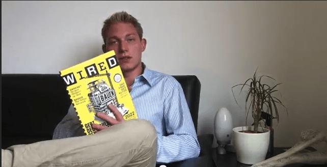 WIRED – Die interaktive Blattkritik